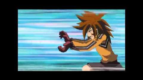Inazuma Eleven - Beast Fang