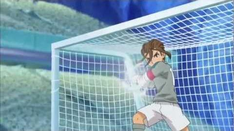Inazuma Eleven GO イナズマイレブン GO Crystal Barrier クリスタルバリア