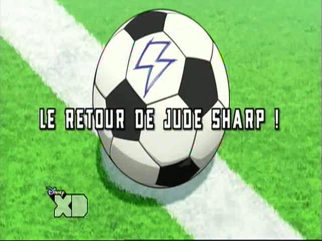Inazuma ElevenGo 15 FR!Le Retour De Jude Sharp!
