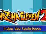 Supertechniques/Inazuma Eleven 2