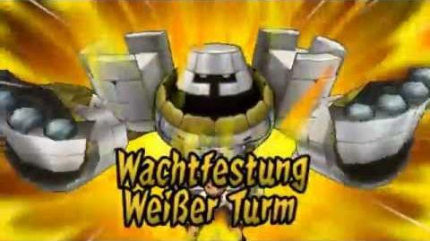 Inazuma Eleven GO - Wachtfestung Weißer Turm