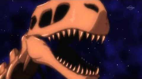 Inazuma Eleven GO Dinosaur Break ダイナソーブレイク