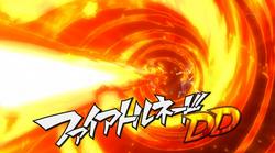Fire Tornado DD Episode 44