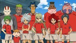 Fire dragon Team