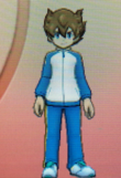 Tenma casual front full