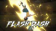 Flash Dash English logo