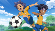 Hikaru Stealing The Ball GO 29 HQ