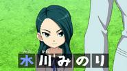 Mizukawa Minori's first appearance (Galaxy 1 HQ)