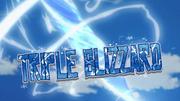Triple Blizzard English