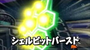 Inazuma Eleven GO Chrono Stone Episode 48 - Shellbit Burst