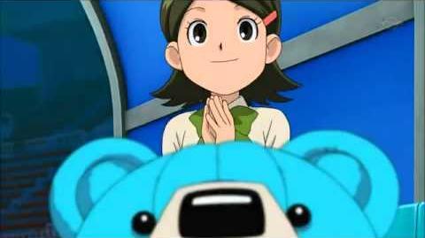 Inazuma Eleven GO Chrono Stone - God Hand
