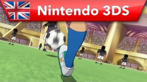Inazuma Eleven GO Light & Shadow - Story Trailer 2 (Nintendo 3DS)