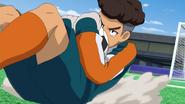 Sangoku saving the ball GO 10 HQ