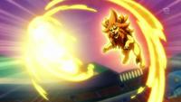 Lion-Totem