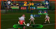Inazuma Eleven Online battle