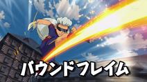 Flamme Rebondissante Anime GO 6