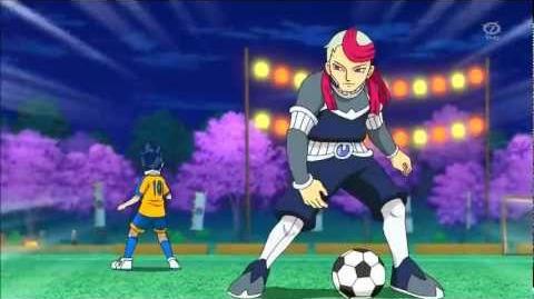 Inazuma Eleven Go Chrono Stone 16 - Defense Command 06