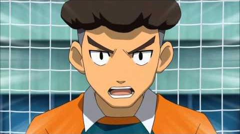 Inazuma Eleven Go Panther Blizzard HD