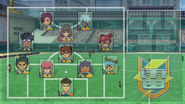 Raimon's formation GO 5 HQ