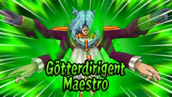 Götterdirigent Maestro 3DS