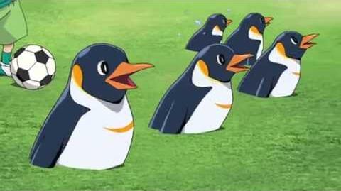 Inazuma Eleven GO イナズマイレブンGO Koutei Penguin No