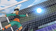 Shindou scoring with Fortissimo GO 9