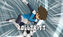 Rolltritt Wii