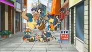Hibiki kicking everyone out