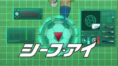 Inazuma Eleven Go - Thief Eye HD-0