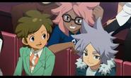 Tachimukai, Tsunami, and Fubuki at the HR finals
