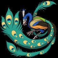 Kujaku artwork