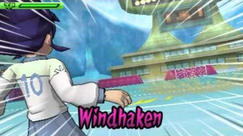 Inazuma Eleven GO - Windhaken