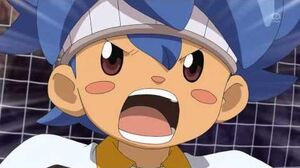 Inazuma Eleven GO Chrono Stone Shoot Command 20