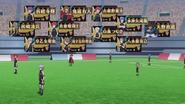 Seishou Gakuen VS Outei Tsukinomiya formation