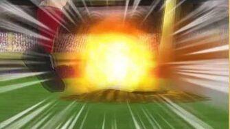 Flamme Rebondissante - Inazuma Eleven GO Strikers 2013