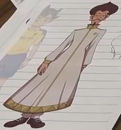Flash Haniwa's design