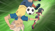 Gouenji stealing the ball IE 52 HQ