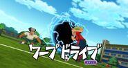 Warp-Tunnel Inazuma Eleven Online