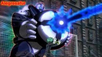 Inazuma Eleven GO - Kikai Hei Gareusu (機械兵ガレウス)