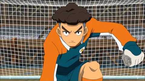 Inazuma Eleven Go Gallop Buster HD