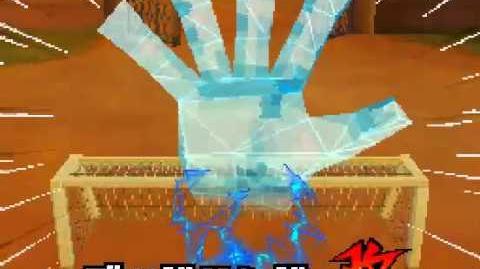 Gand Hand (Blue Version) Game