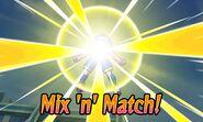 Mixi n match