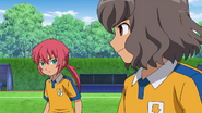Shindou Talking To Kirino About Raimon GO 29 HQ