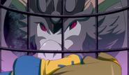 Master Dragon watching Kinako sleeping