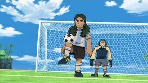 Inazuma Eleven (イナズマイレブン) - Iron Wall アイアンウォール