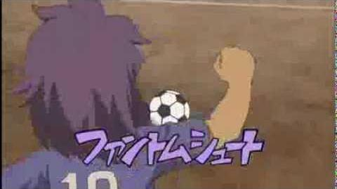 Inazuma Eleven - Phantom Shoot
