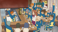 Raimon celebrating IE 14 HQ
