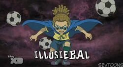 Illusie Bal