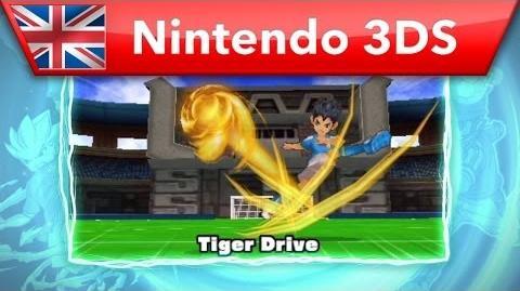 Inazuma Eleven 3 Team Ogre Attacks - Trailer 1 (Nintendo 3DS)