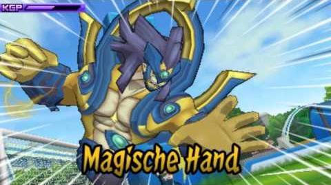 Inazuma Eleven GO - Magische Hand